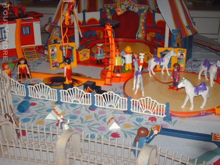 Playmobil cirque manege
