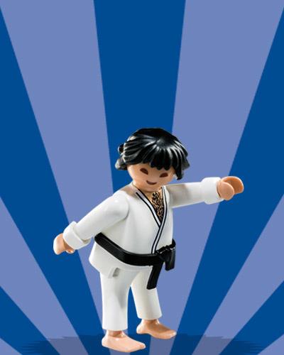 Playmobil judoka amazon