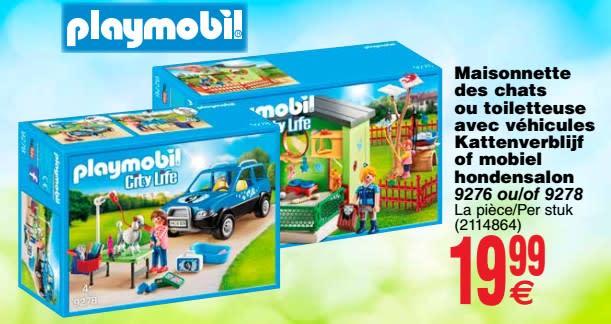 Playmobil ambulance cora