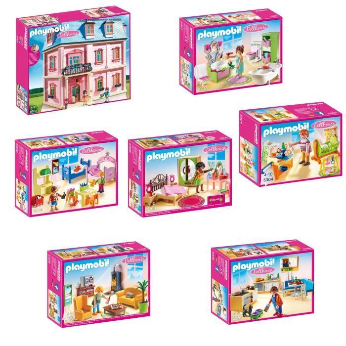 Maison Playmobil Pas Cher Le Bon Coin