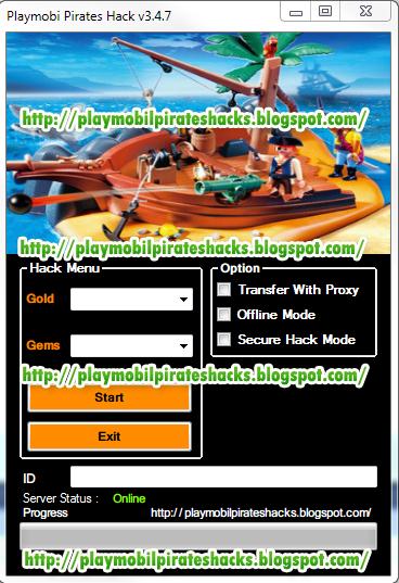Playmobil pirates hideout 5782
