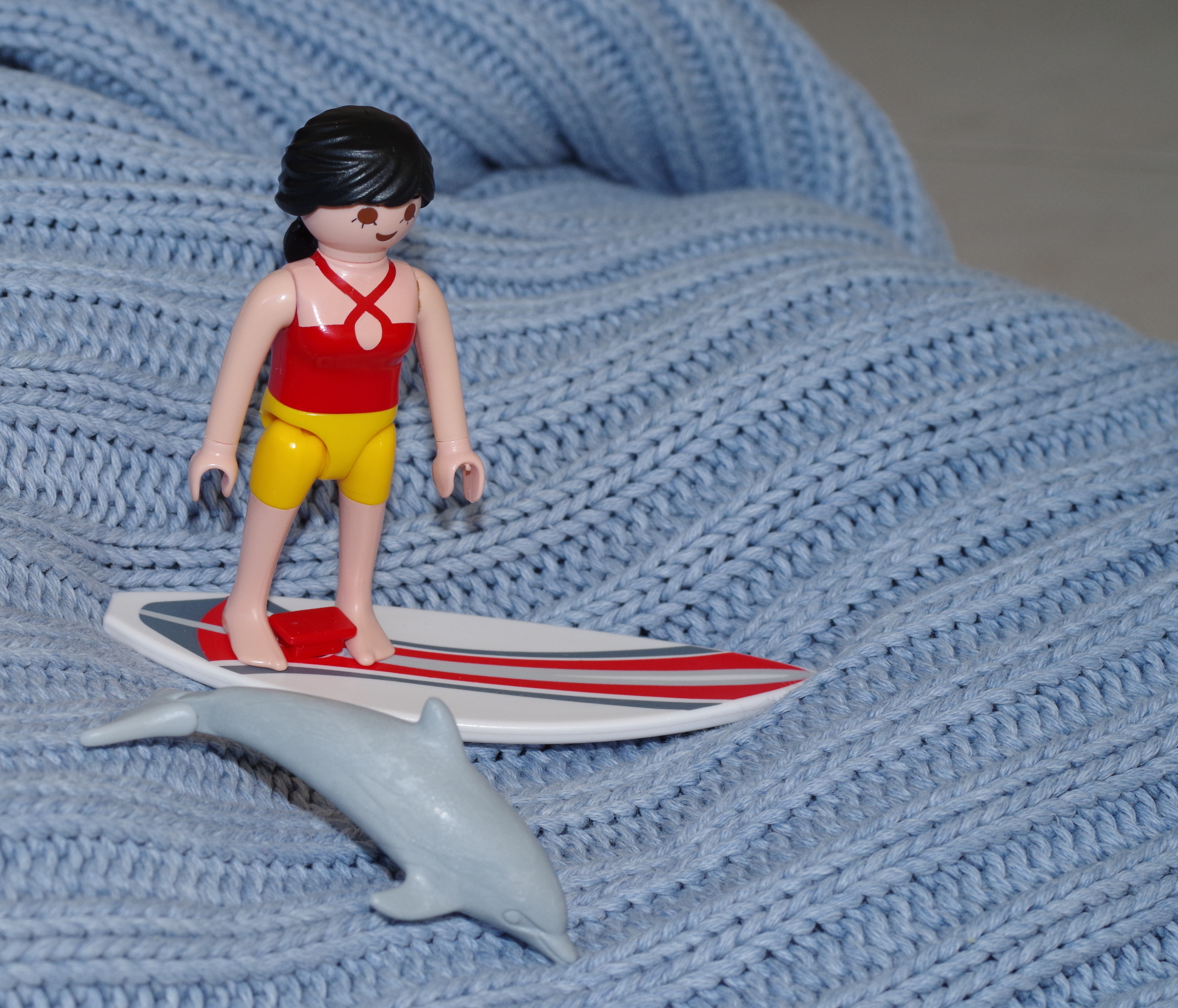 Playmobil magasin surf