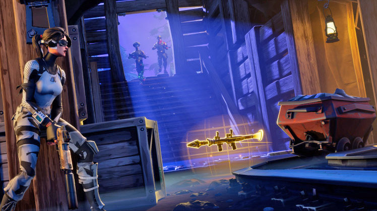 Fortnite epic tournament
