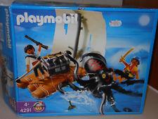 Playmobil pirate octopus