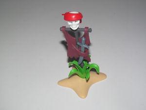 Playmobil tete pirate