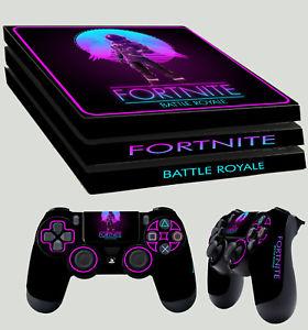 Fortnite battle royale ps4 pro