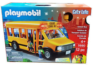 Playmobil bus anglais