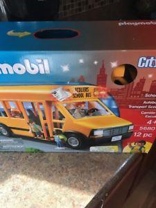 Playmobil bus ebay