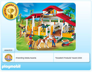 Playmobil ranch