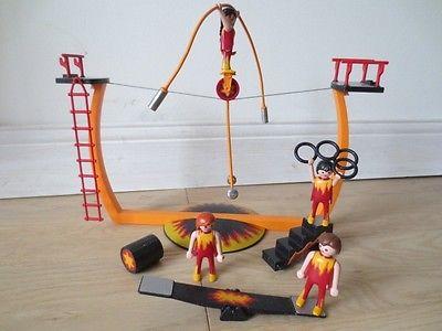 Playmobil cirque acrobates