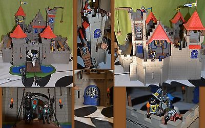 Notice montage chateau fort royal playmobil