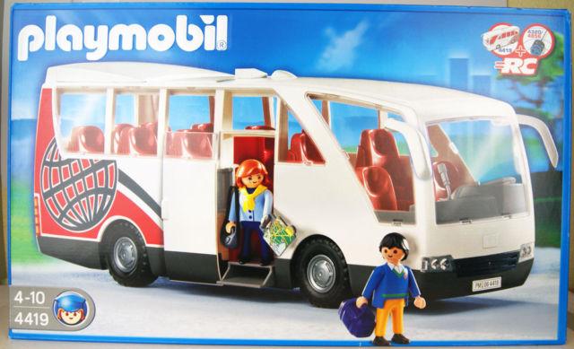 Playmobil me bus
