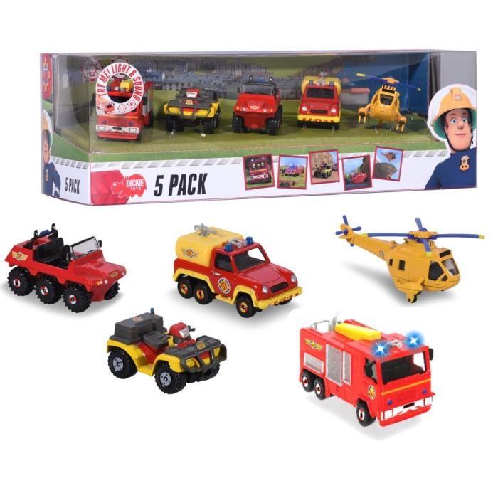 Playmobil sam le pompier