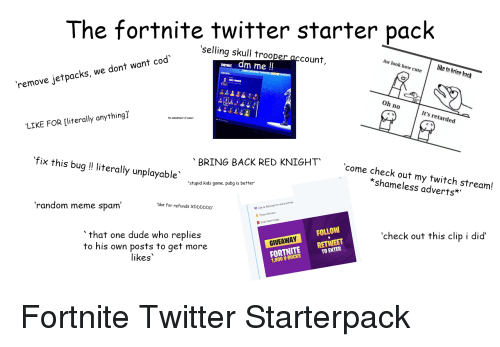 Fortnite twitter hes busy sweetie