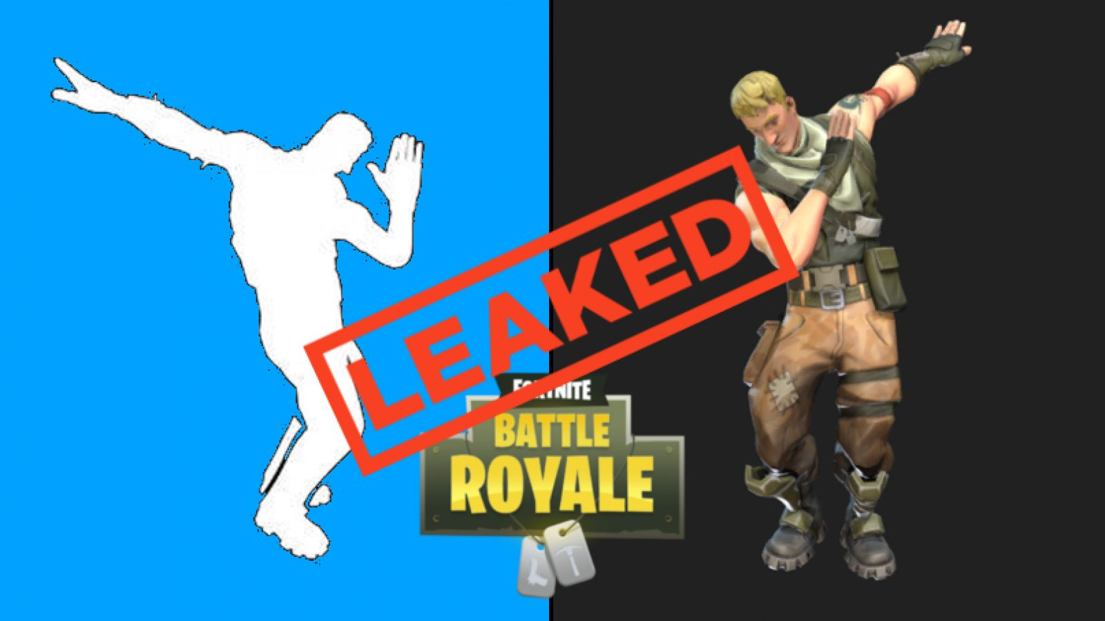 Fortnite leaked emotes