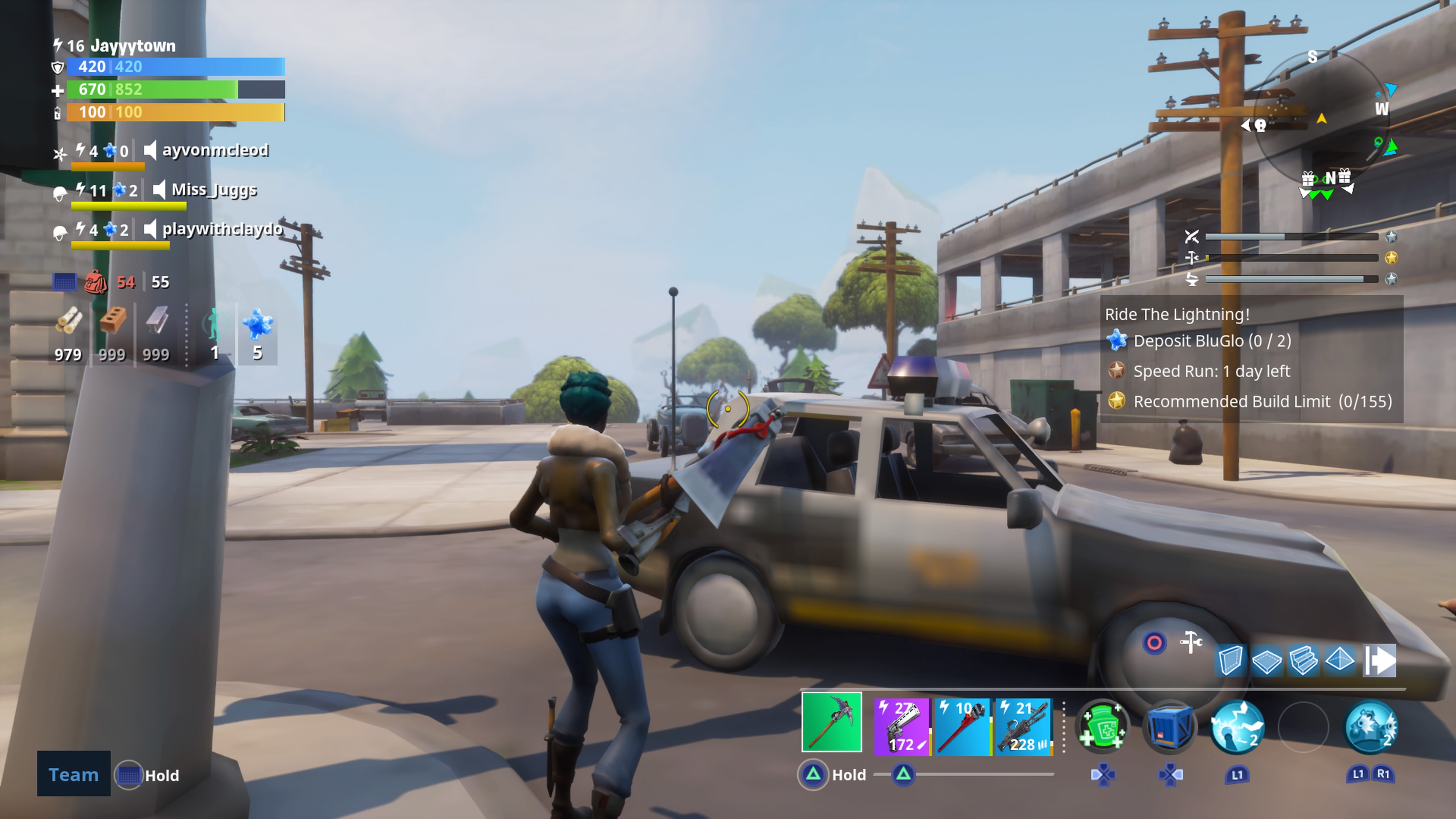 Fortnite ps4 not working