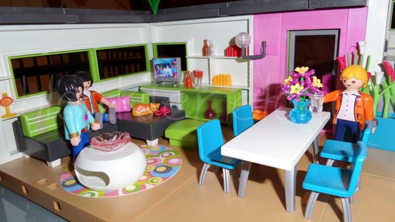 Maison Moderne Playmobil Soldes Escapadeslegendes Fr