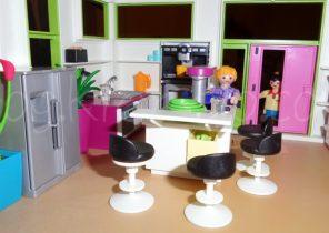 Playmobil Maison Moderne Aménagement