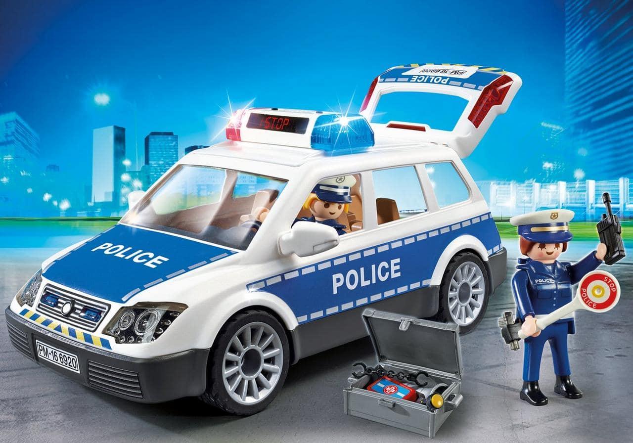 Playmobil policier jouet
