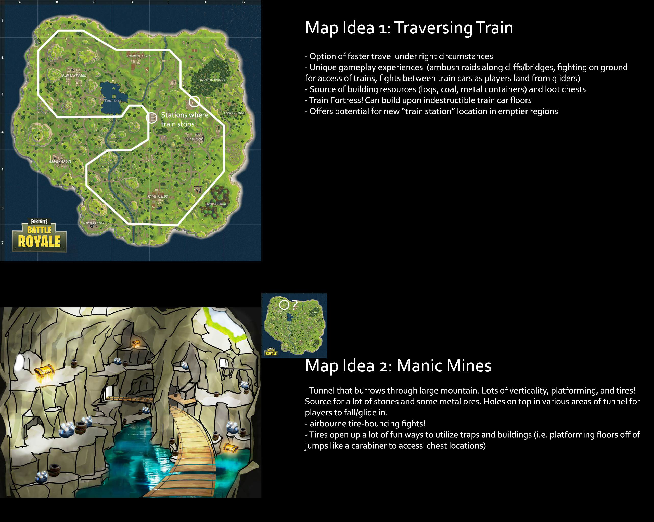 Fortnite br new map