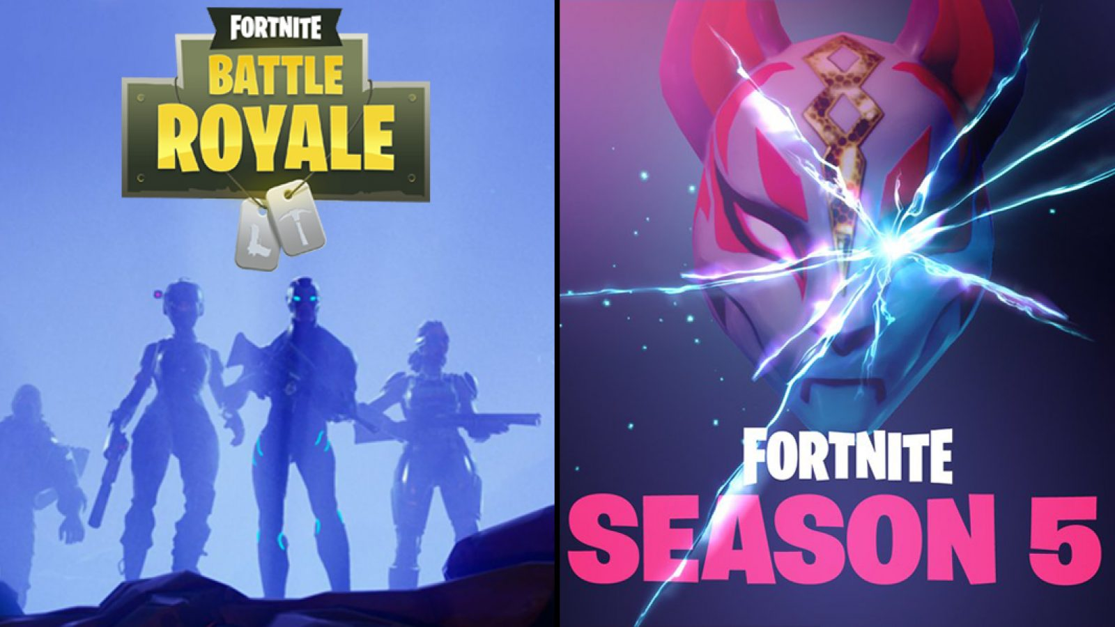 When does fortnite battle royale season 5 come out