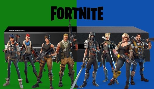 Fortnite cross platform is unfair