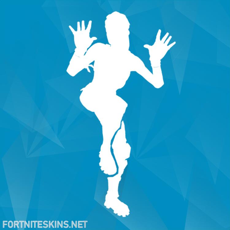 Fortnite dance zany origin